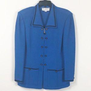St. John Collection Vintage Blazer Size 10